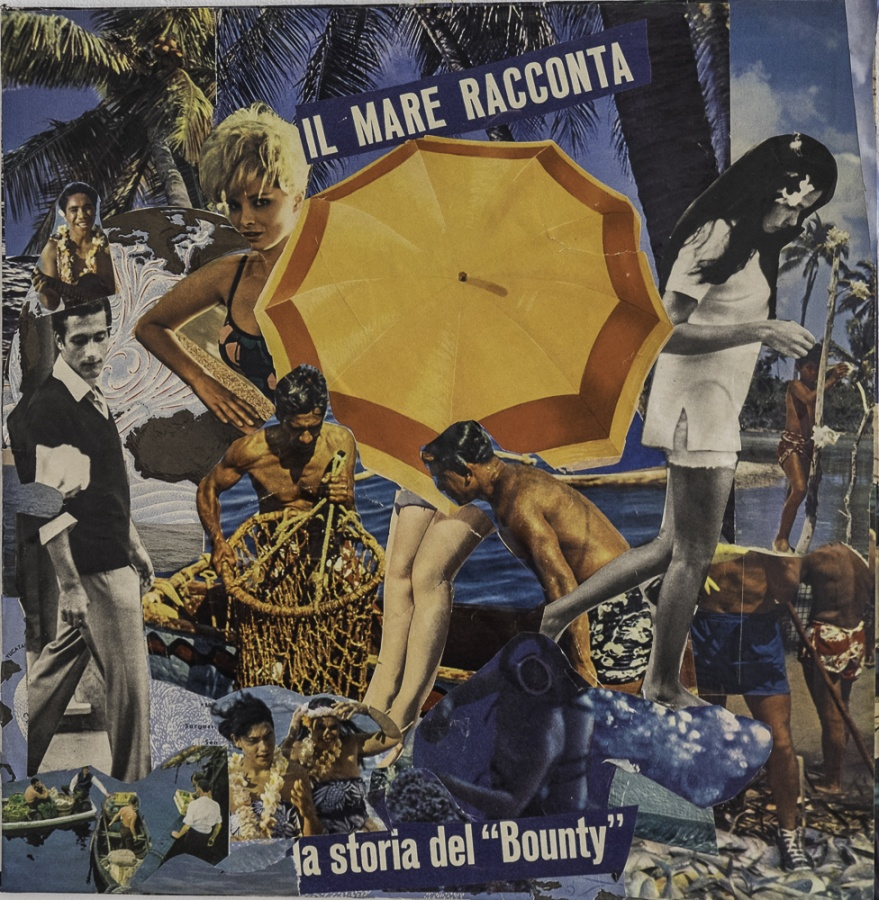 Il mare racconta - the story of the bounty