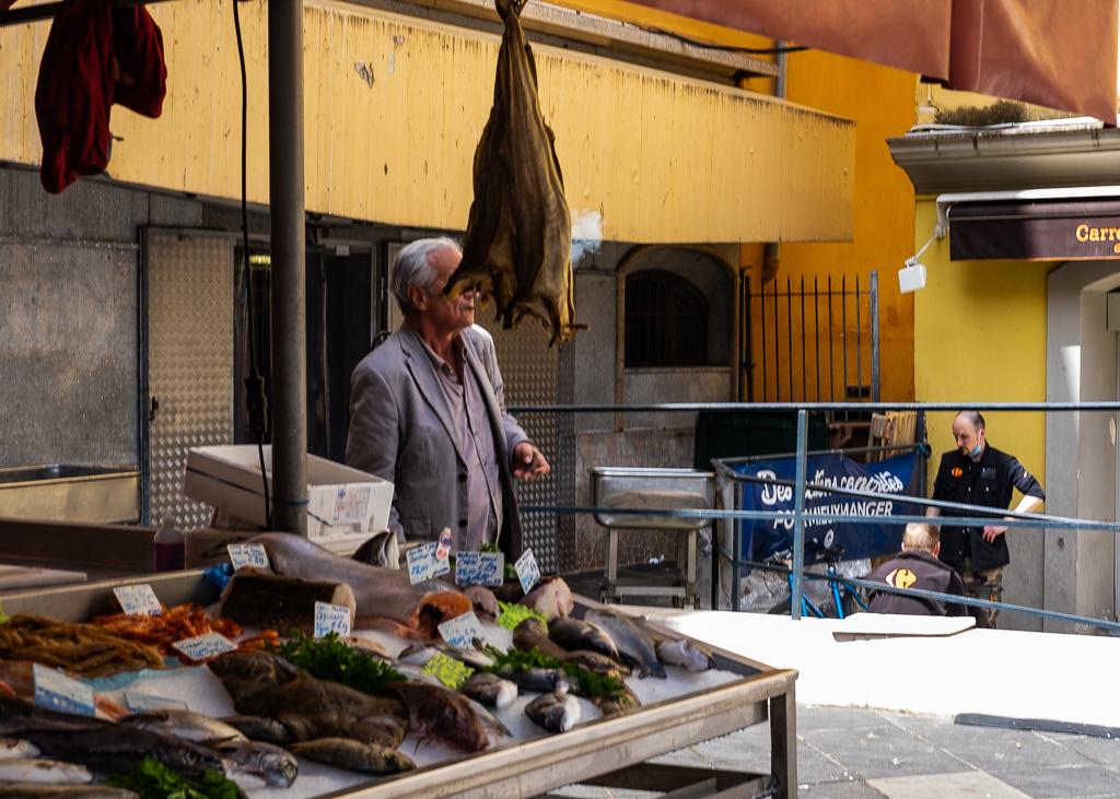 Fishmarket, Place St François